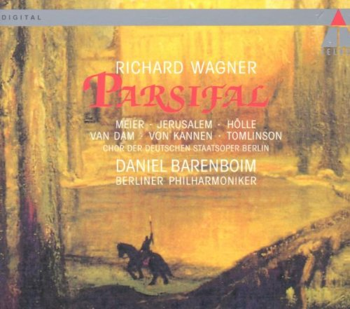 wagner - Wagner : Parsifal discographie sélective B000000SFK.03.LZZZZZZZ