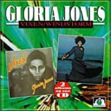 CD-Cover: Gloria Jones - Vixen / Windstorm