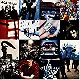 CD-Cover: U2 - Achtung Baby