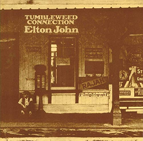 Elton John, Tumbleweed Connection