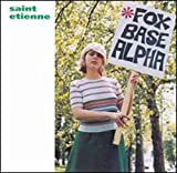 CD-Cover: St. Etienne - Fox Base Alpha