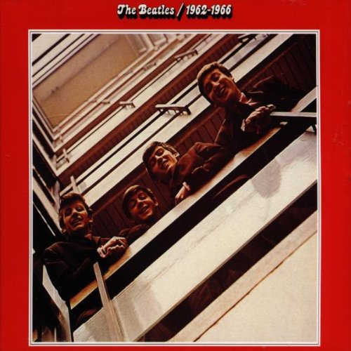 Capa do lbum 1962-1966: The Red Album