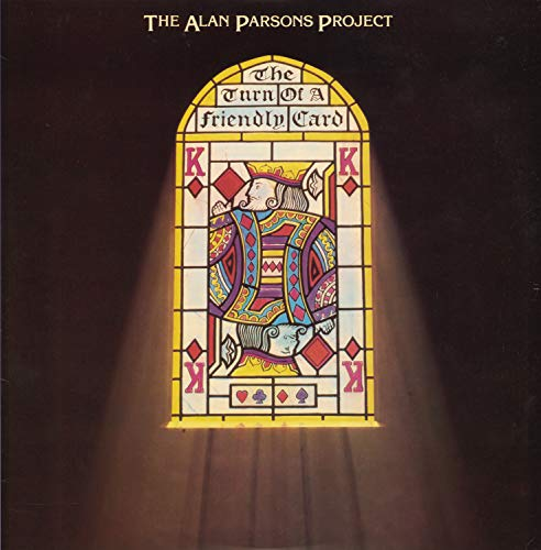 Oleo Alan Parsons Project The Turn Friendly Card Cover