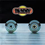 Album cover for Tommy