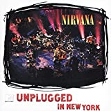 CD-Cover: Nirvana - Unplugged in New York