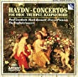 Haydn: Concertos for Oboe, Trumpet and Harpsichord