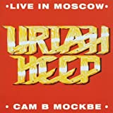 album art to Live in Moscow