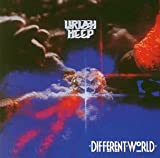 album art to Different World