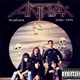 CD-Cover: Anthrax - Moshers 1986-1991