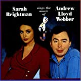 album art to Sarah Brightman Sings the Music of Andrew Lloyd Webber