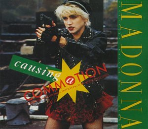 Madonna, Causing a Commotion
