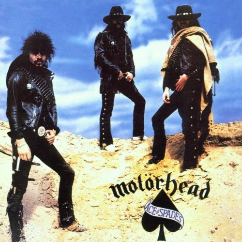 Motorhead's Ace of Spades LP