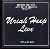 album art to Live January 1973