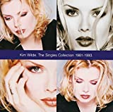 CD-Cover: Kim Wilde - The Singles Collection 1981-1993