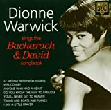 Pochette de l'album pour The Bacharach & David Songbook
