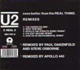 U2, Even Better Than the Real Thing