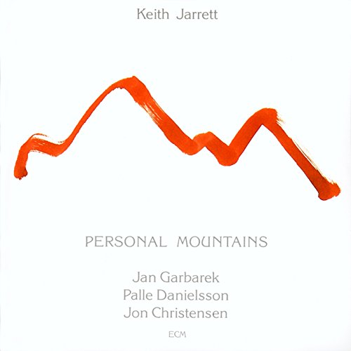 Album cover for Personal Mountains