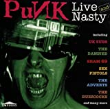 Cubierta del álbum de Punk Live and Nasty