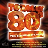 Capa do álbum Totally 80s: The Essential 80s Album
