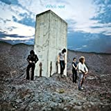 CD-Cover: The Who - Who's Next