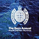 Album cover for Ministry of Sound: The Ibiza Annual, Volume 1 (Mixed by Judge Jules & Boy George)…