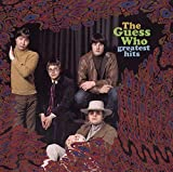 CD-Cover: The Guess Who - The Guess Who - Greatest Hits