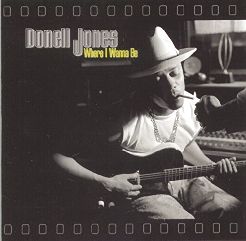 Donell Jones, Where I Wanna Be