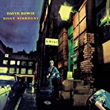 album art to The Rise and Fall of Ziggy Stardust and the Spiders From Mars