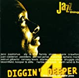 Pochette de l'album pour Diggin' Deeper 4: The Roots of Acid Jazz