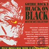 Copertina di album per Gothic Rock 3: Back on Black (disc 2)