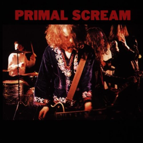 Cover of Primal Scream