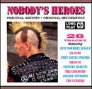 Capa do álbum Nobody's Heroes