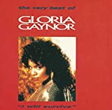 album art to The Very Best of Gloria Gaynor