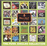 Skivomslag för Fall Out Records-Punk Singles Collection