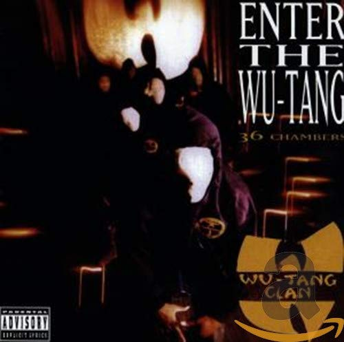 Album cover for Enter the Wu-Tang (36 Chambers)