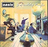 album art to Definitely Maybe