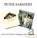 CD-Cover: Peter Sarstedt - Same/As Though It Were a Movie