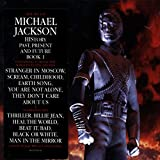 CD-Cover: Michael Jackson - HIStory: Past, Present and Future, Book I