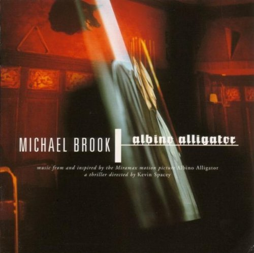 Copertina di Albino Alligator