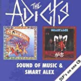 album art by The Adicts