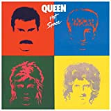 album art to Hot Space