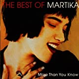 Albumcover für The Best of Martika: More Than You Know