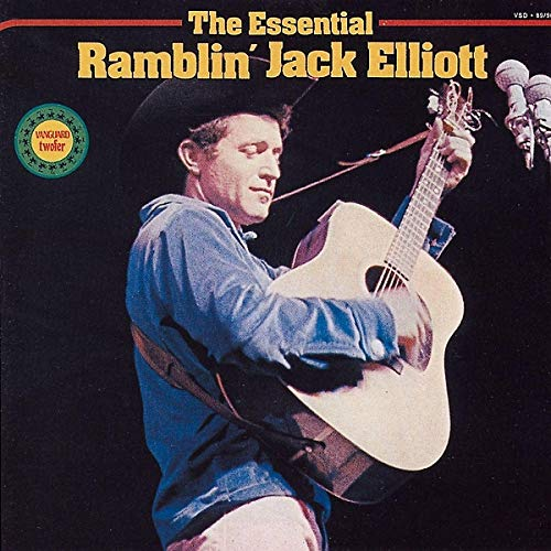 Ramblin' Jack Elliot - Best Of The Vanguard Years