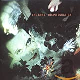 Cure, Disintegration