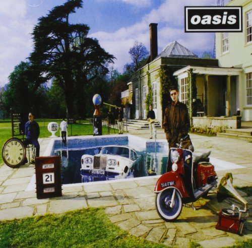 Oasis, Be Here Now