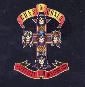 Guns n' Roses, Appetite for Destruction