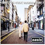CD-Cover: Oasis - (What's the Story) Morning Glory?