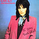 CD-Cover: Joan Jett - I Love Rock'N'Roll