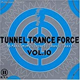 Copertina di Tunnel Trance Force, Volume 10 (disc 1)