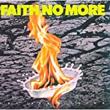 CD-Cover: Faith No More - The Real Thing